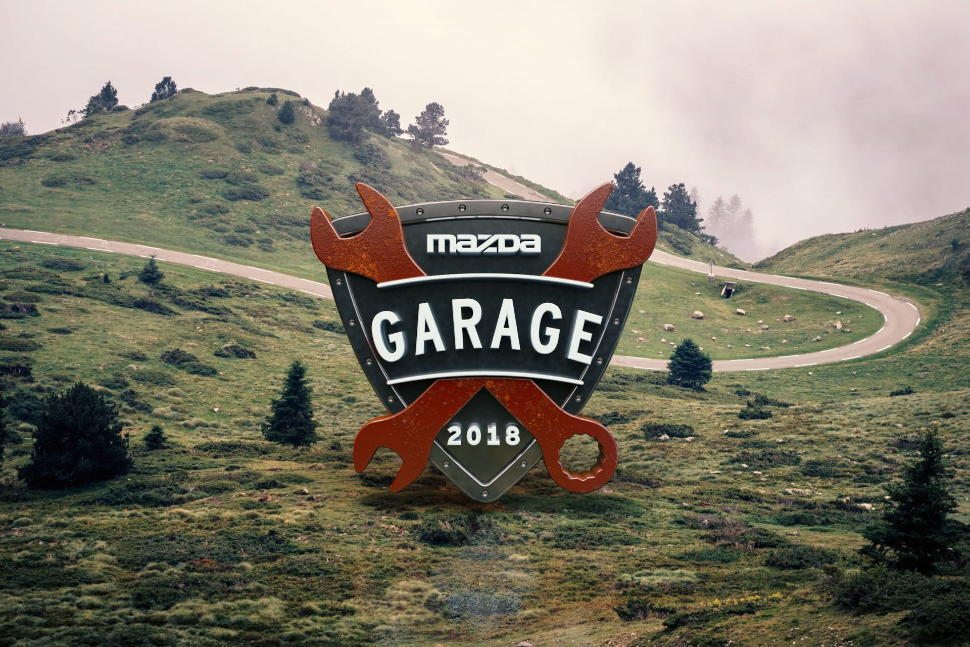 Mazda Garage 2